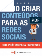 E-book-conteúdo para redes sociais