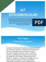 KIT OSTEOMUSCULAR