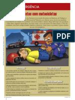 Dicas de Emergência Ed.115  - Acidentes com motocicletas