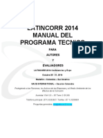 LATINCORR 2014 MANUAL DEL PROGRAMA TECNICO-ESP (1)