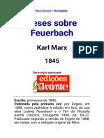 Karl Marx_ Teses sobre Feuerbach (1845)