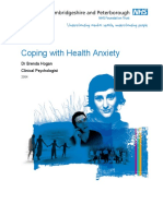 Coping with Health Anxiety