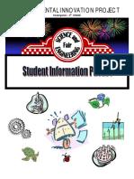 Elem STUDENT Information Packet - Environmental Innovation K-5 revised.pdf