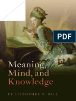 Christopher S. Hill - Meaning, Mind, and Knowledge-Oxford University Press (2014).pdf