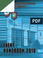 JWFC Event Handbook 2010