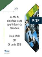120126 Presentation CJ GFP