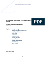 Documentação - Projeto - Windows 2003 Server