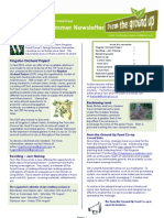 FGU Summer Newsletter