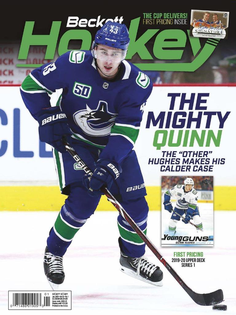 Beckett Hockey Magazine Price Guide Wayne Gretzky Issue #1 Never opened