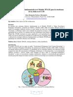 Estrategia Didáctica fundamentada en el Modelo TPACK para la enseñanza de la célula en el CCH