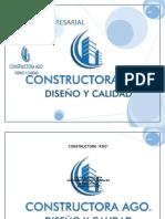 PLAN DE NEGOCIO PARA CONSTRUCTORA
