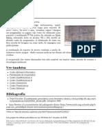 Palimpsesto – Wikipédia, A Enciclopédia Livre