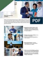 Comité de enlace de hospitales ayuda para pacientes y médicos