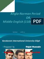 Anglo Norman