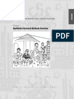 research qualtative study 50294
