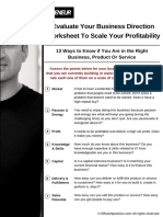evaluate-your-business-direction-worksheet