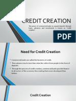 CREDIT CREATION.pptx