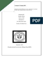 IPC final project consent
