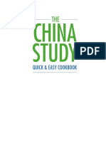 China Study Quick & Easy_excerpt_unproofed