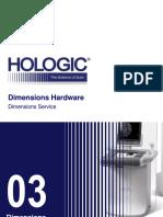 Hologic - Dimensions Hardware