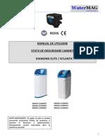 Manual_Statie de Dedurizare DIAMOND ELITE