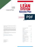Lean System Success Plan Low