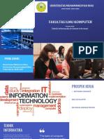 Pacific Northwest University Brochure