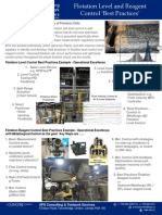 Milling Flotation Level and Reagent Control Best Practices.pdf
