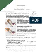 1 Presin y pulso venoso - RESUMEN