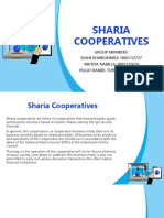 SHARIA COOPERATIVES