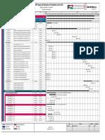 Appendix B2 - Formosa2 OWF  - Level 4 Schedule (15 Jackets) Rev0 (9-8-19)
