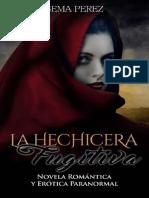 La hechicera fugitiva - Gema Perez 2017