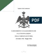 Confalonieri Tulllio - Il Reggimento Cavaleggeri Di Lodi - Presentazione
