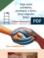Ajudar, Partilhar e Ser Solidário