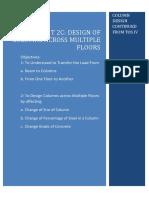 TOS 5 Unit 3 Design of Columns Across Multiple Floors