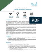 1.-Temario_Análisis-de-Flujo-de-Potencia-y-Cortocircuito