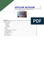 1.1 Acidum muriaticum