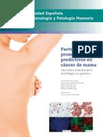 Factores pronósticos y predictivos de cáncer de mama