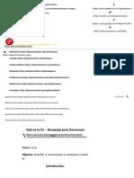Qué es la Fe - Bosquejo para Sermones.pdf