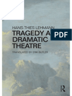 Hans-Thies Lehmann, Tragedy and Dramatic Theatre.pdf