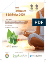 E-Brochure International AYUSH Conference Dubai 2020