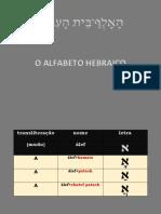ALFABETIZAÇÃO HEBRAICA completa novo .pdf