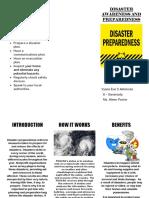 disaster awareness and preparedness.docx