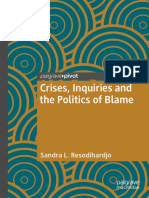 Sandra L. Resodihardjo - Crises, Inquiries and the Politics of Blame (2020)