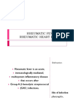 PPT RHEUMATIC FEVER AND RHEUMATIC HEART DISEASE 2017 AND IE