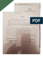 Actele cu care se încearcă blocarea postului Laviniei Coțofană