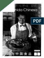 Cozinha chinesa SENAC