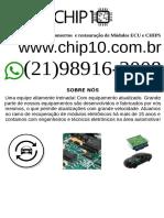 Conserto Módulos (21)98916-3008 Whatsapp Email