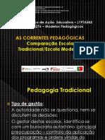 Modelos pedagógicos_ Comparação Escola Tradicional_Escola Moderna.pptx