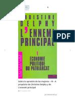 Sobre la opresión de las mujeres – III – A propósito de Christine Delphy y de L'ennemi principal – Intersecciones.pdf